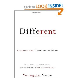 Different, by Youngme Moon | Junkyard Wisdom