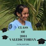 Congratulations Rubi, the Latest PathLight Valedictorian!