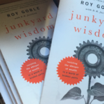 One Year Ago Today Junkyard Wisdom Was Released!