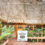 Jaguar Creek Honored by TripAdvisor